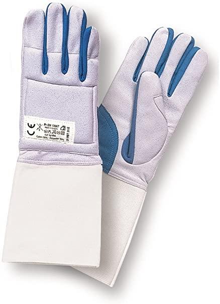 Fencing washable glove BLUE-GREY Image